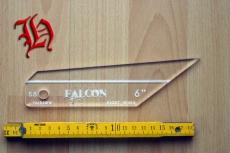 Befiederungs-Schablone Falcon 6