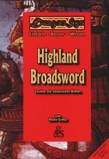 Große: Highland Broadsword. Fechten mit schottischen Waffen
