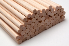 Premium Quality Spruce Shafts 3/8