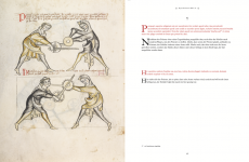 Forgeng (Hg.): Das Tower Fechtbuch