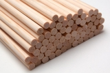 Premium Quality Spruce Shafts 11/32