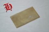 Horn Slate blonde 12 x 7 cm