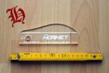 Befiederungs-Schablone Hornet 4,5