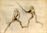 Fencing School at Gamburg Castle